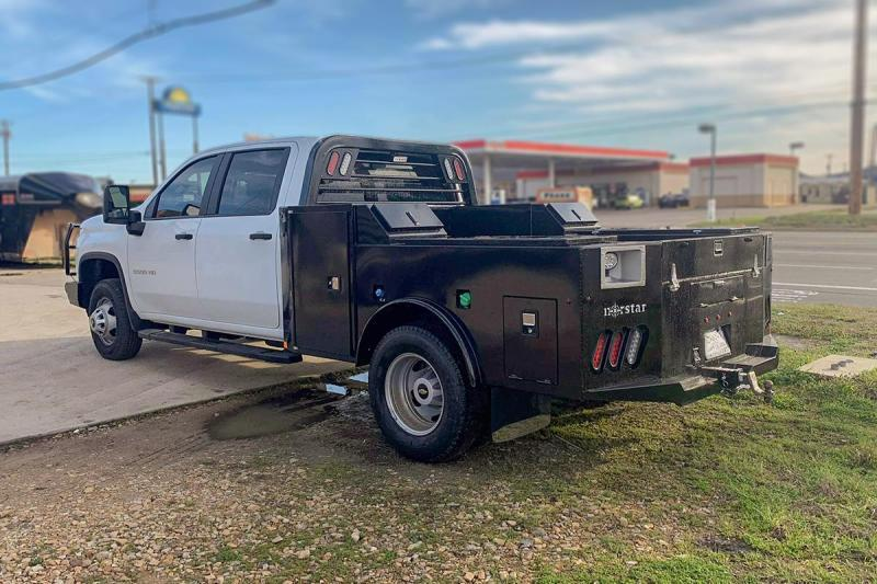 """2022 Norstar 8'6"""" x 90"""" SD Model Ram Dually Box Removal Truck Bed"""
