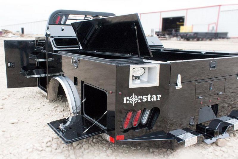 """2019 Norstar SD Service Truck Beds 90"""" x 8'6"""""""