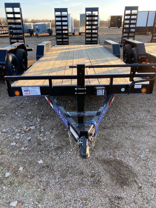 2021 Load Trail 83X18 TA Car / Racing Trailer
