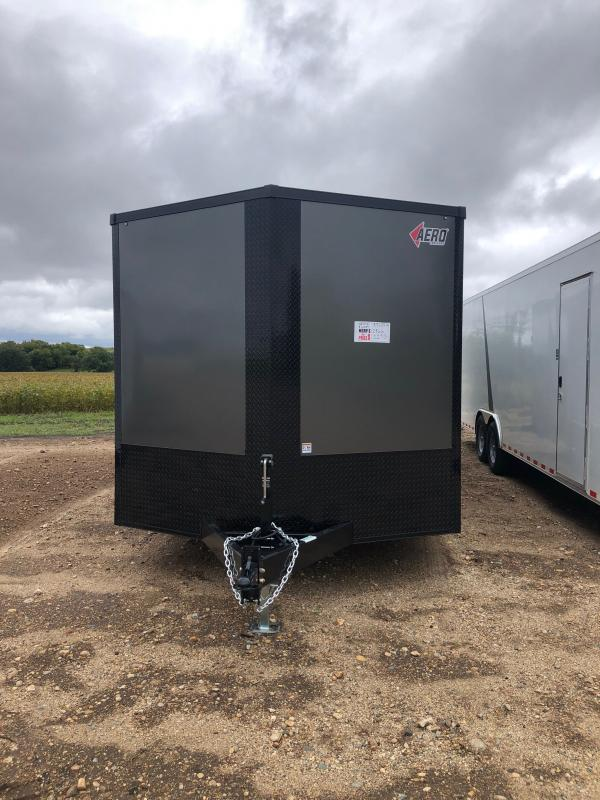 2021 AERO 8.5X24 TA52  Enclosed Cargo Trailer