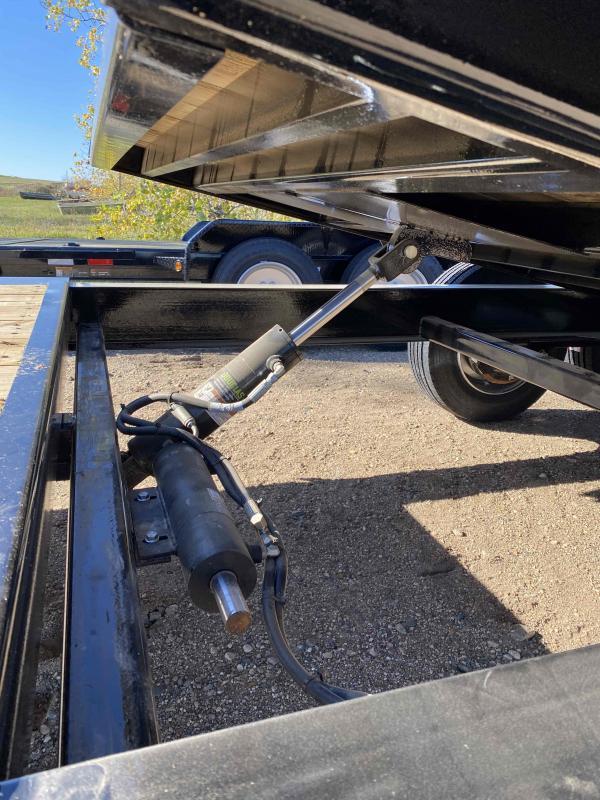 2022 Load Trail 83X22 TA80 TILT-N-GO TILT Equipment Trailer
