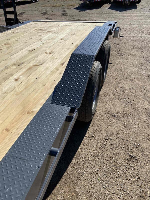 2022 Load Trail 102X24 TA 70 EQUIPMENT Equipment Trailer