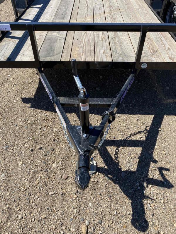 2021 Load Trail 77X12 SA Utility Trailer