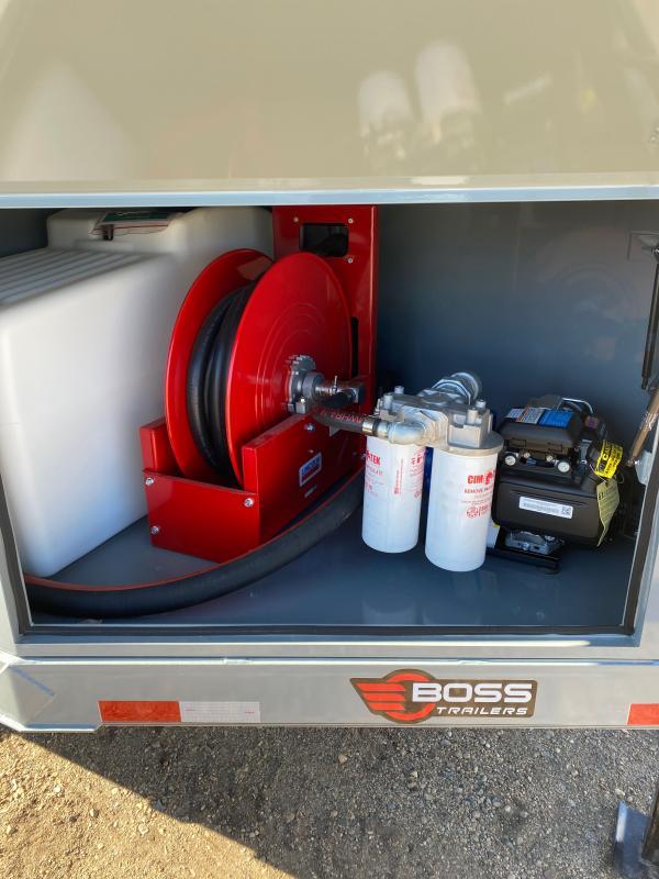 2021 Farm Boss 60X10 FB990 FUEL TRLR Fuel Trailer