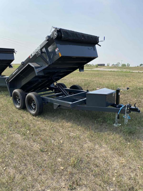 2021 Lamar Trailers 60X10 MINI TA-7K Dump Trailer