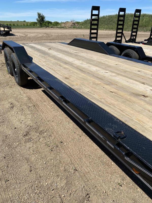 2021 Load Trail 102X22 TA Car / Racing Trailer
