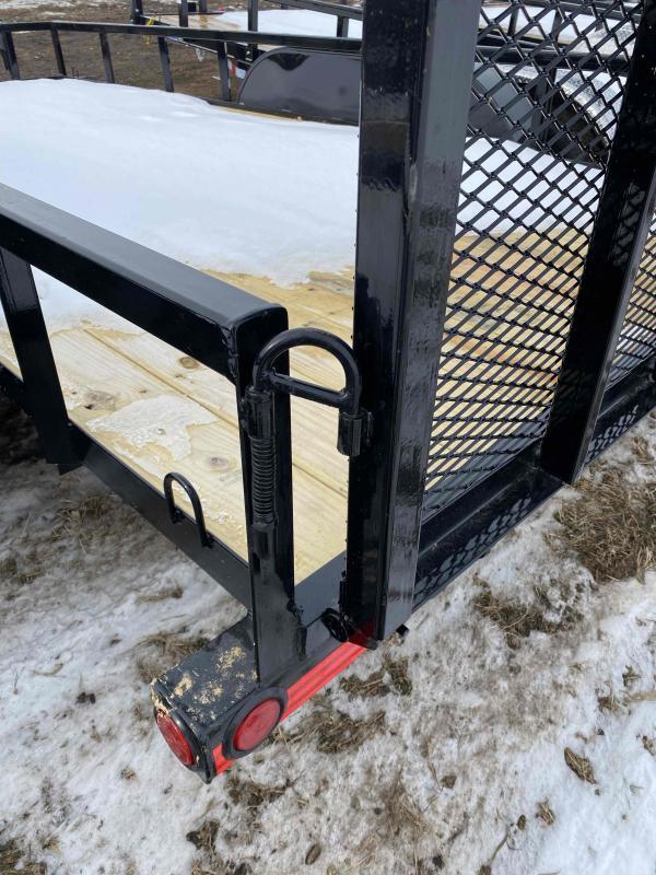 2021 Load Trail 83X16TA Utility Trailer
