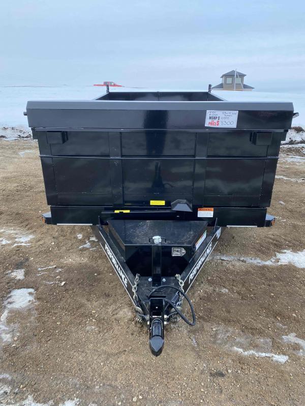 2020 Performance Trailers 83X12TA DUMP SPECIAL Dump Trailer