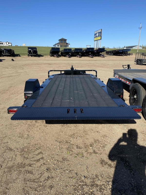 2022 Load Trail 83X15 TILT-N-GO SINGLE AXLE TILT Equipment Trailer