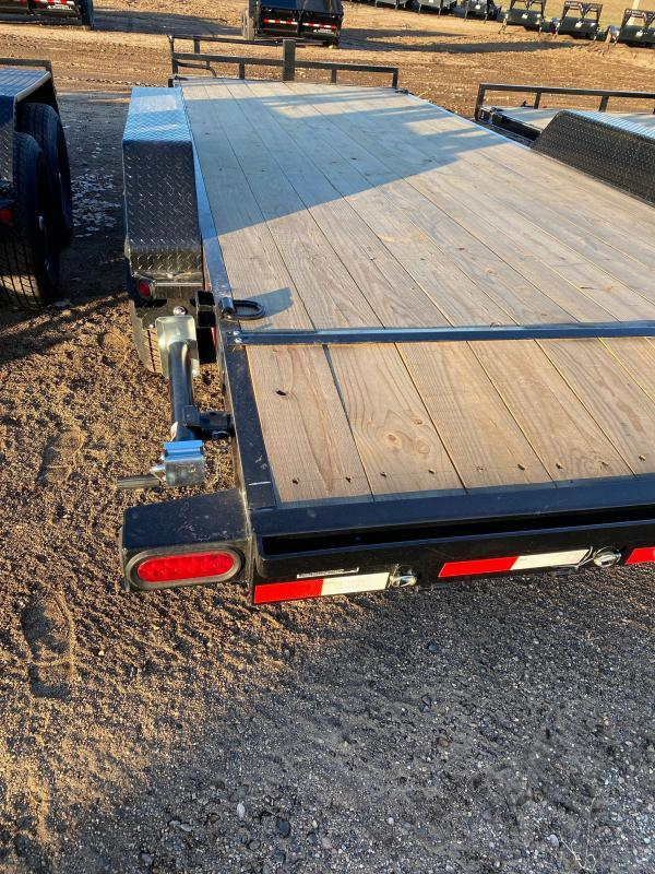 2021 Load Trail 102X20 TA Car / Racing Trailer