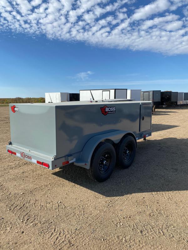 2021 Farm Boss 60X10 FB990 FUEL Fuel Trailer