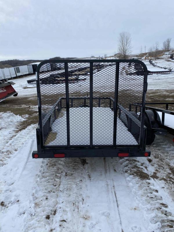 2021 Load Trail 60X10 SA Utility Trailer