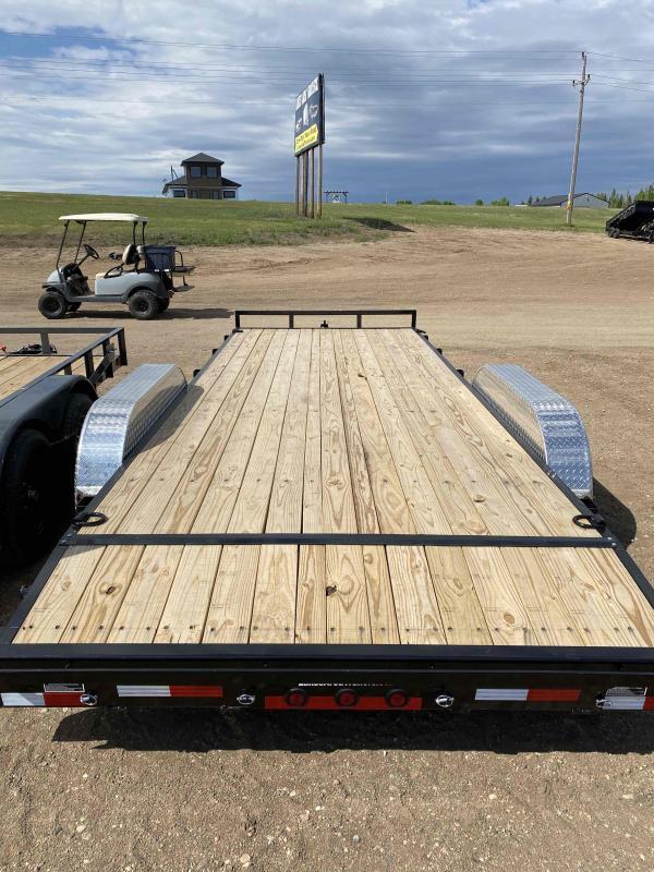2021 Load Trail 83X20 TA35 Car / Racing Trailer