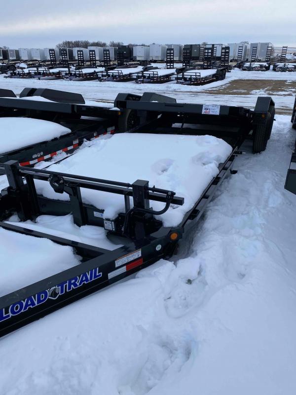 2021 Load Trail 83X24 TILT-N-GO Equipment Trailer