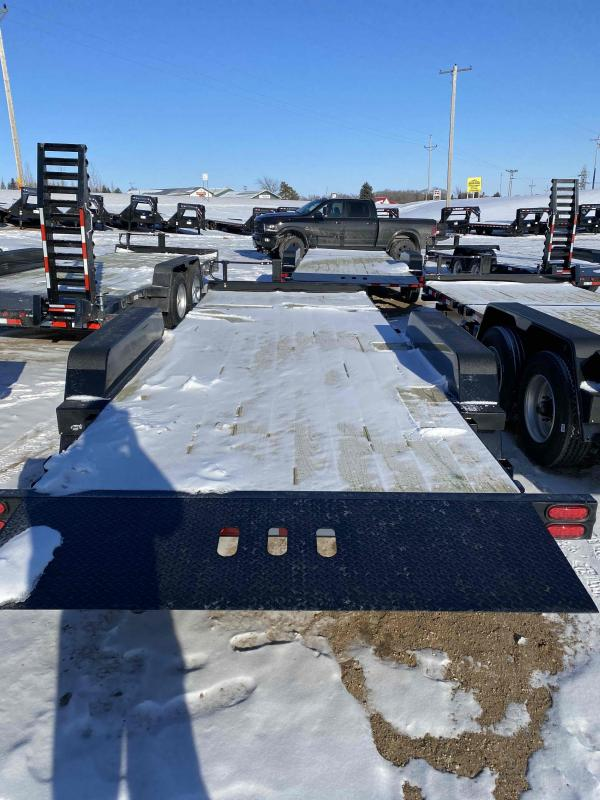 2021 B&B 83X16 - 4' SL Equipment Trailer