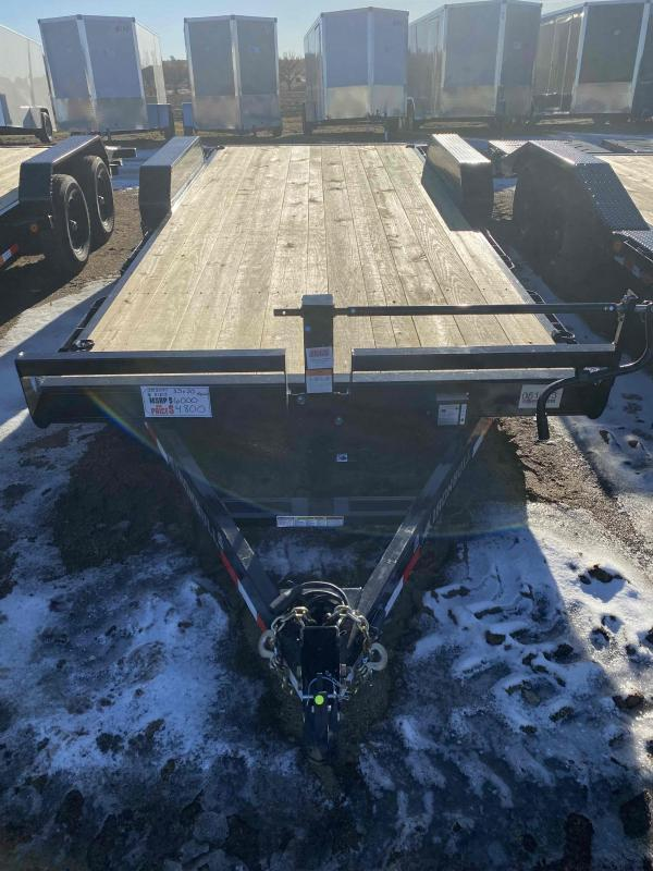 2021 Iron Bull 83X22 Equipment Trailer