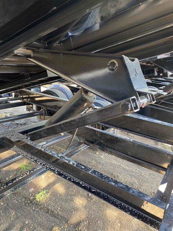 2022 Load Trail 83X10 TA70 DUMP Trailer