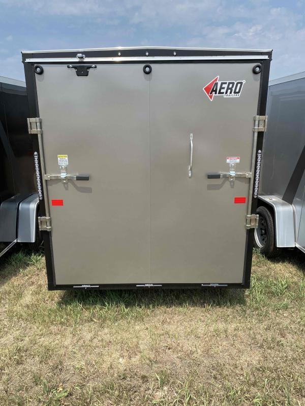 2022 AERO 6X12SA PWT Enclosed Cargo Trailer