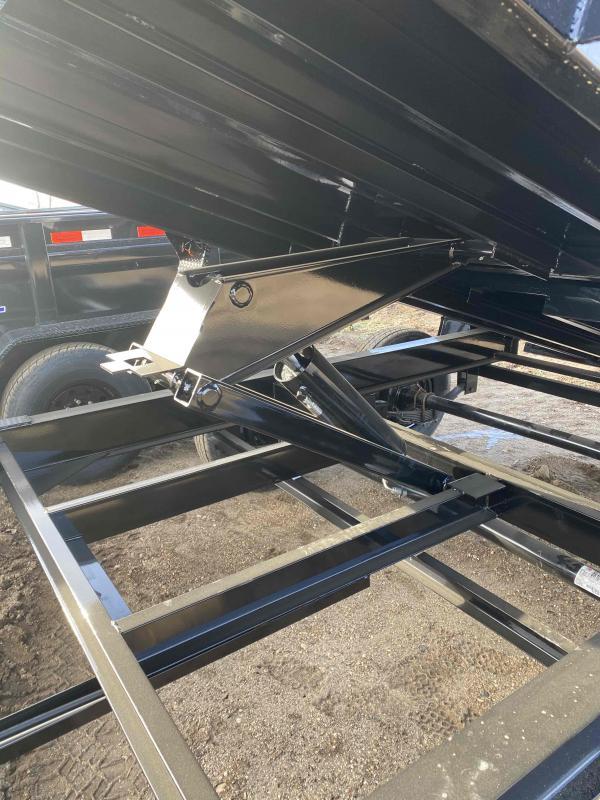 2021 Load Trail 83X14 TANDEM AXLE Dump Trailer