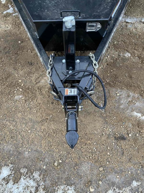 2020 Performance Trailers 83X14 HYDRUALIC DUMP SPECIAL Dump Trailer