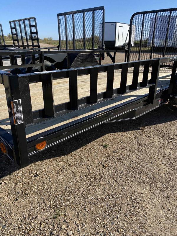 2022 Load Trail 80X14 SA52 Utility Trailer