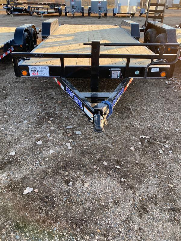 2021 Load Trail 102X22 TA Car / Racing Trailer