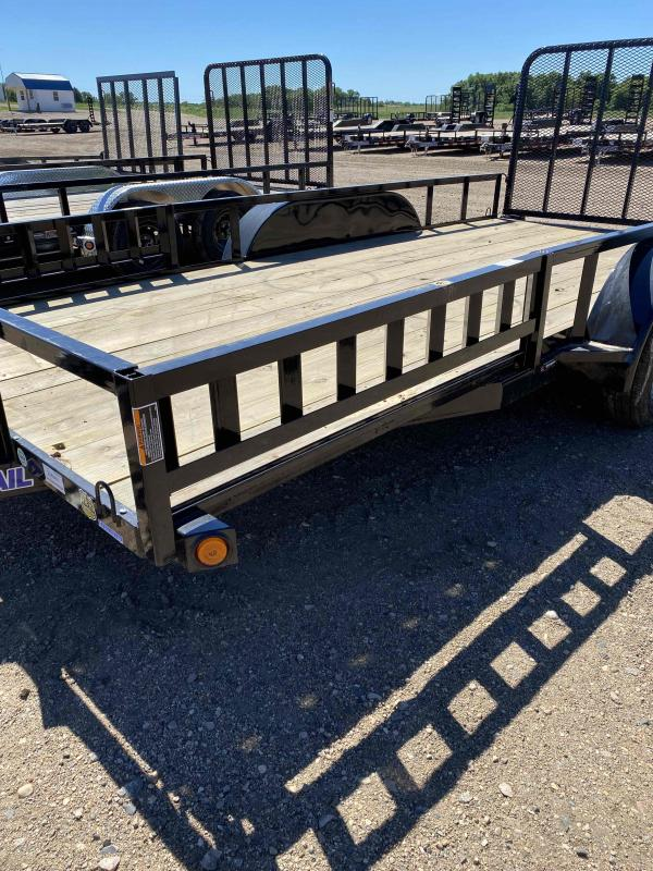 2021 Load Trail 83X16 TA Utility Trailer