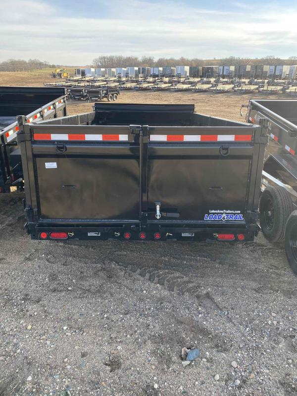 2021 Load Trail 83X14 TANDEM AXLE Dump Trailer