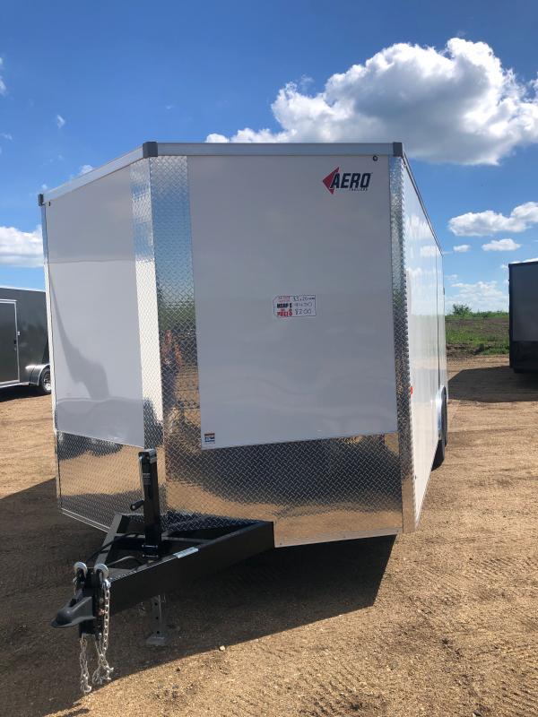 2020 AERO 8.5X20 TA52 Enclosed Cargo Trailer