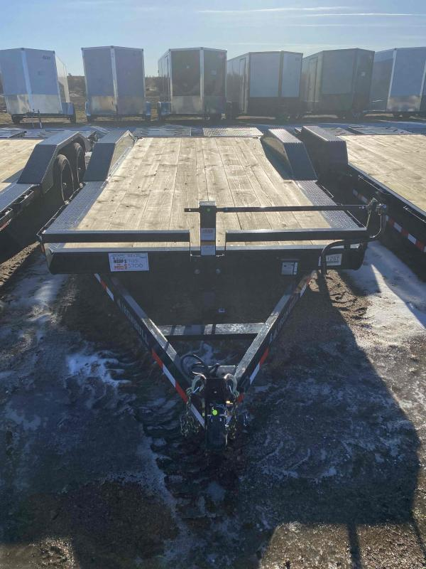 2021 Iron Bull 102X20 Equipment Trailer