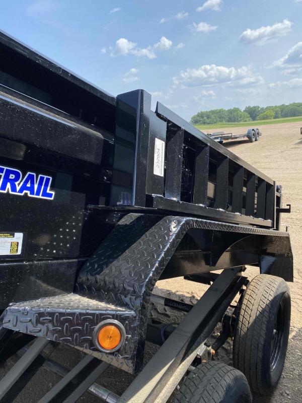 2021 Load Trail 60X10 TA Dump Trailer