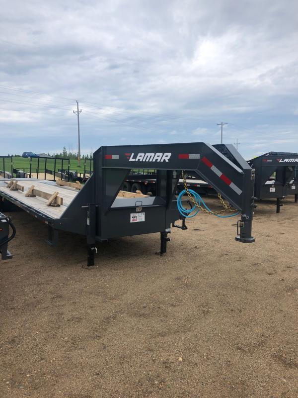 2020 LAMAR TRAILERS 102X36 XD DECK-OVER 20K
