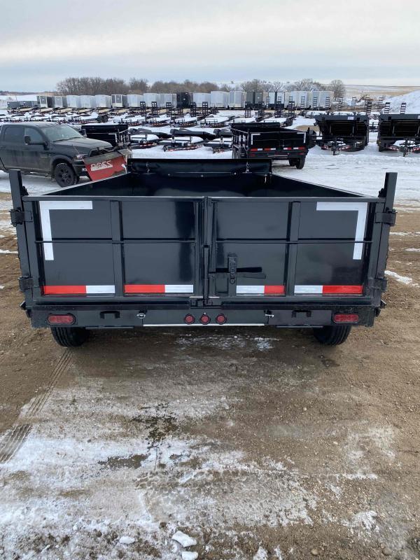2020 Performance Trailers 83X14 HYDRAULIC DUMP SPECIAL Dump Trailer