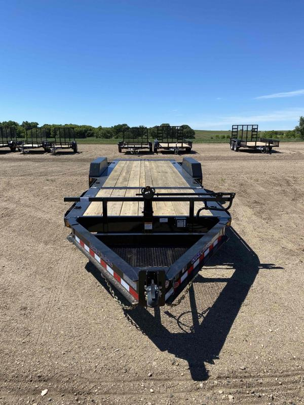 2021 Load Trail 83X22 TA TILT Car / Racing Trailer