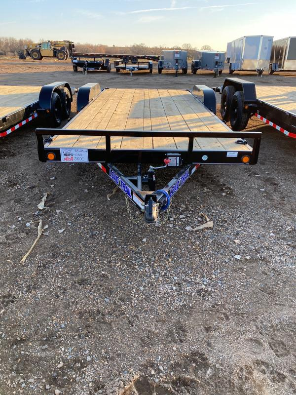 2021 Load Trail 83X20 TA Car / Racing Trailer