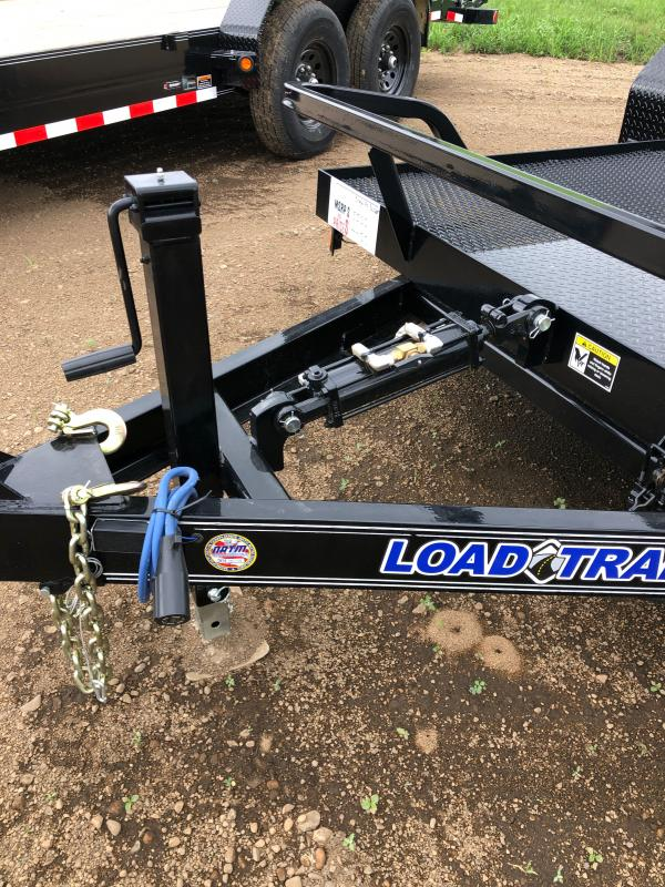 2020 Load Trail 2020 LOAD TRAIL 77 x 12 S-AX SCISSOR HAULER Utility Trailer