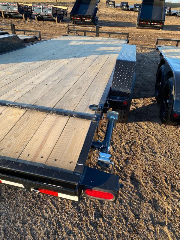 2021 Load Trail 102X24 TA Car / Racing Trailer