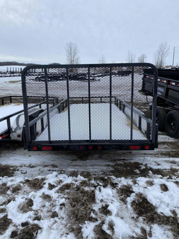 2021 Load Trail 83X18 TA Utility Trailer