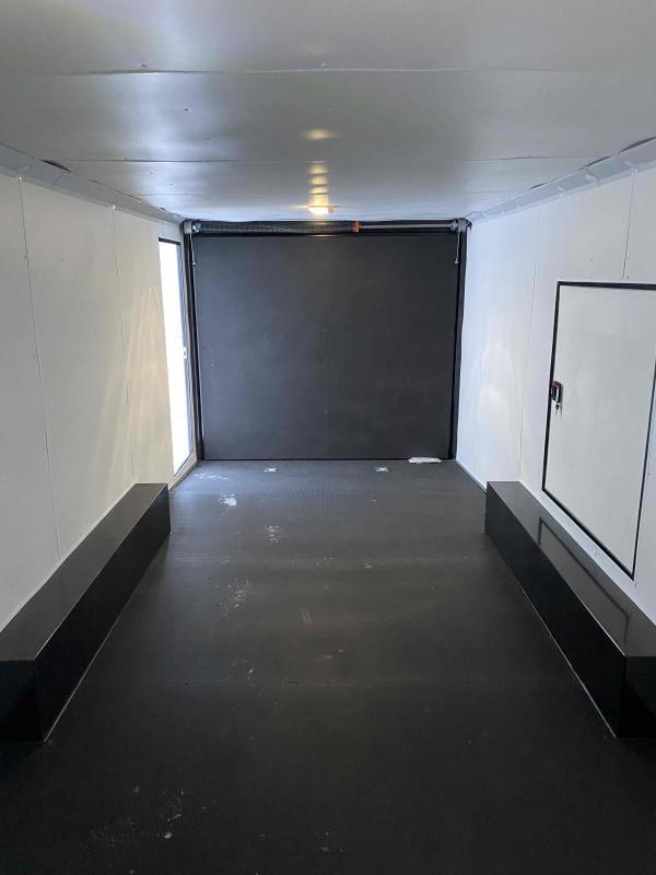 2021 AERO 8.5X24TA52 DELUXE CUSTOM Enclosed Cargo Trailer