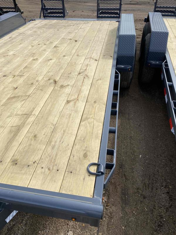 2021 Lamar Trailers 83X16 Equipment Trailer