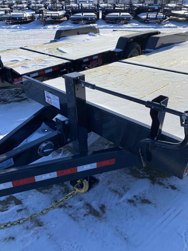 2021 B&B 83X16 - 6' SL Equipment Trailer