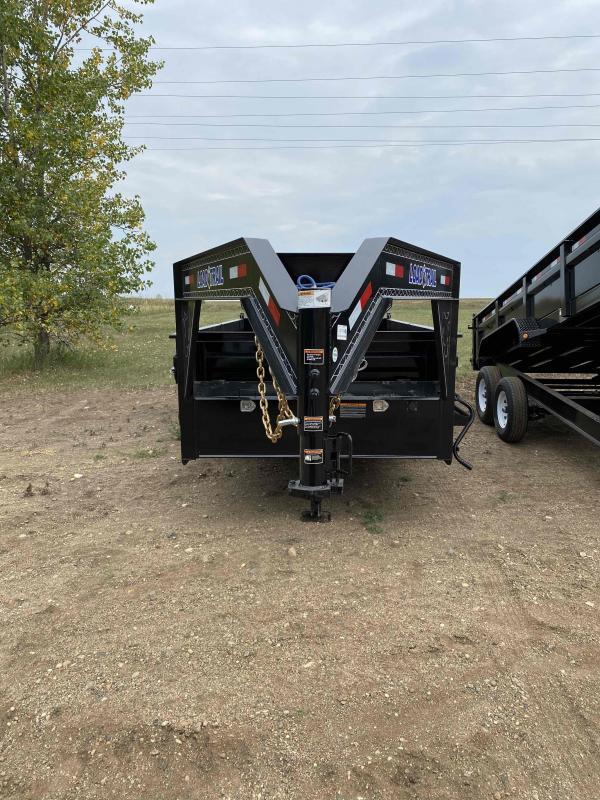 2021 Load Trail 83X14 TA GOOSE Dump Trailer