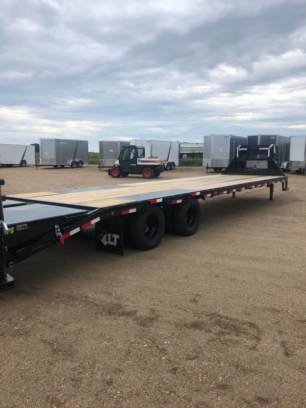 2020 Load Trail Low-Pro 102 x 34 TANDEM LP GOOSE Equipment Trailer
