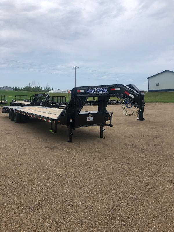 2020 Load Trail Low-Pro 102 x 34 TANDEM LP GOOSE Equipment Trailer