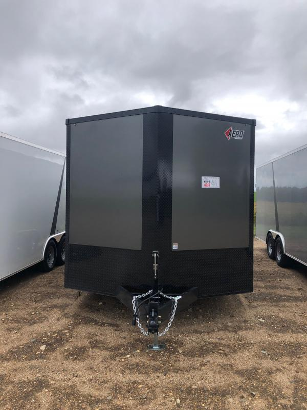 2021 AERO 8.5X20 TA52 Enclosed Cargo Trailer