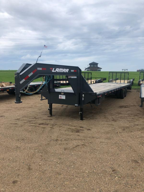 2020 LAMAR TRAILER 102X36 XD DECK-OVER 24K