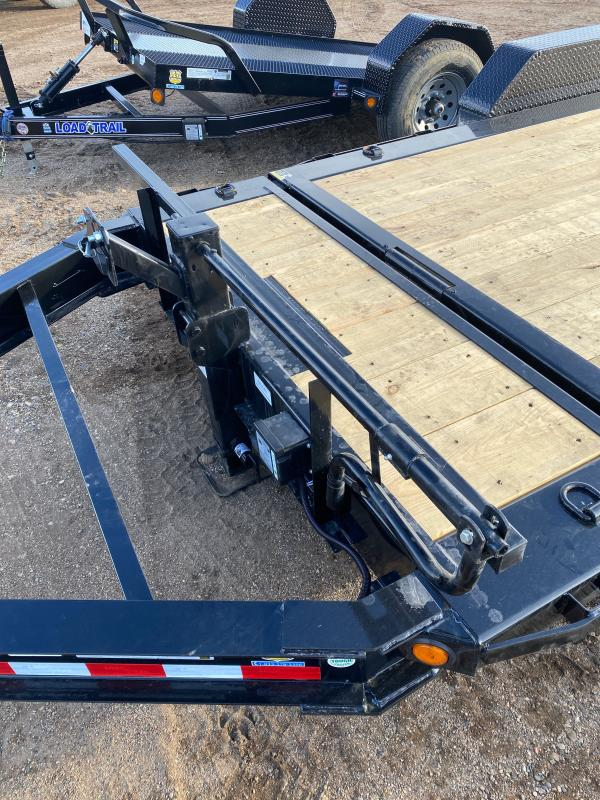2021 Load Trail 83X18 TILT-N-GO Equipment Trailer