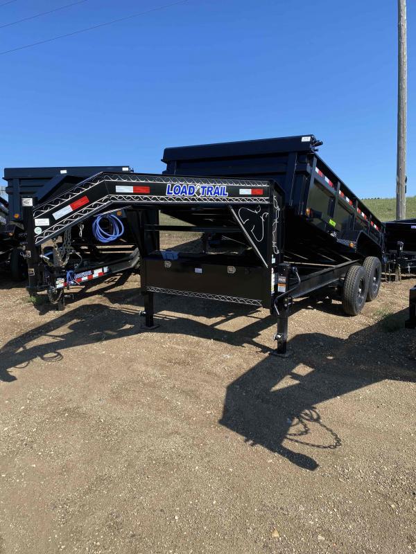 2021 Load Trail 83X14 TA70 GOOSE Dump Trailer