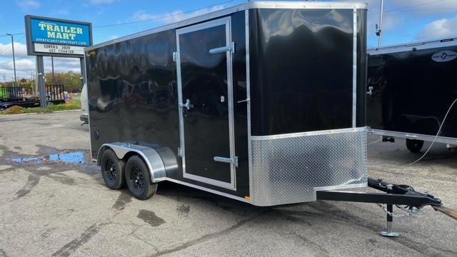 7 X 14  Enclosed Cargo Trailer