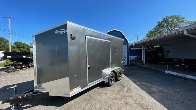 7' X 14'  Enclosed Cargo Trailer